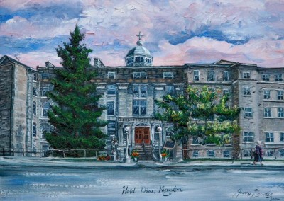 Hotel Dieu Sydenham Street