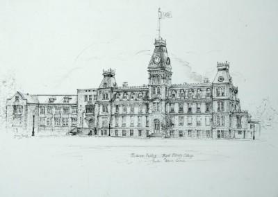 MACKENZIE Building ink study