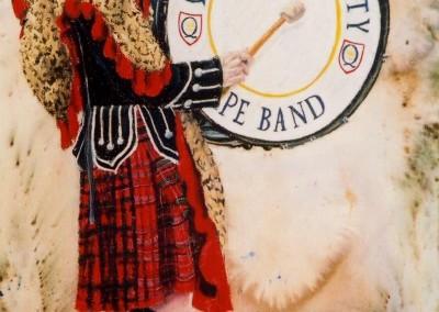 Queen's Bass Drummer