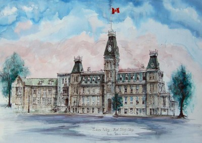 RMC Mackenzie Bldg colour