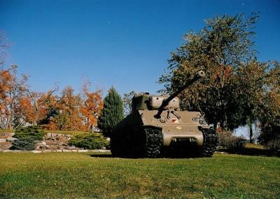 RMC tank