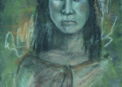 Young Native Girl